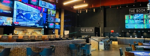 The Book - Harrah's Philadelphia's Sports Book