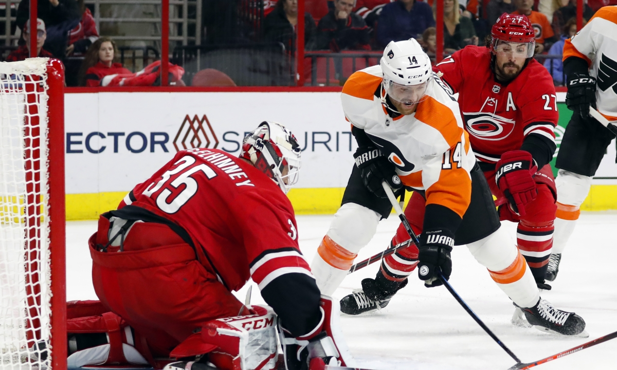 The Wednesday Philly Props: Flyers