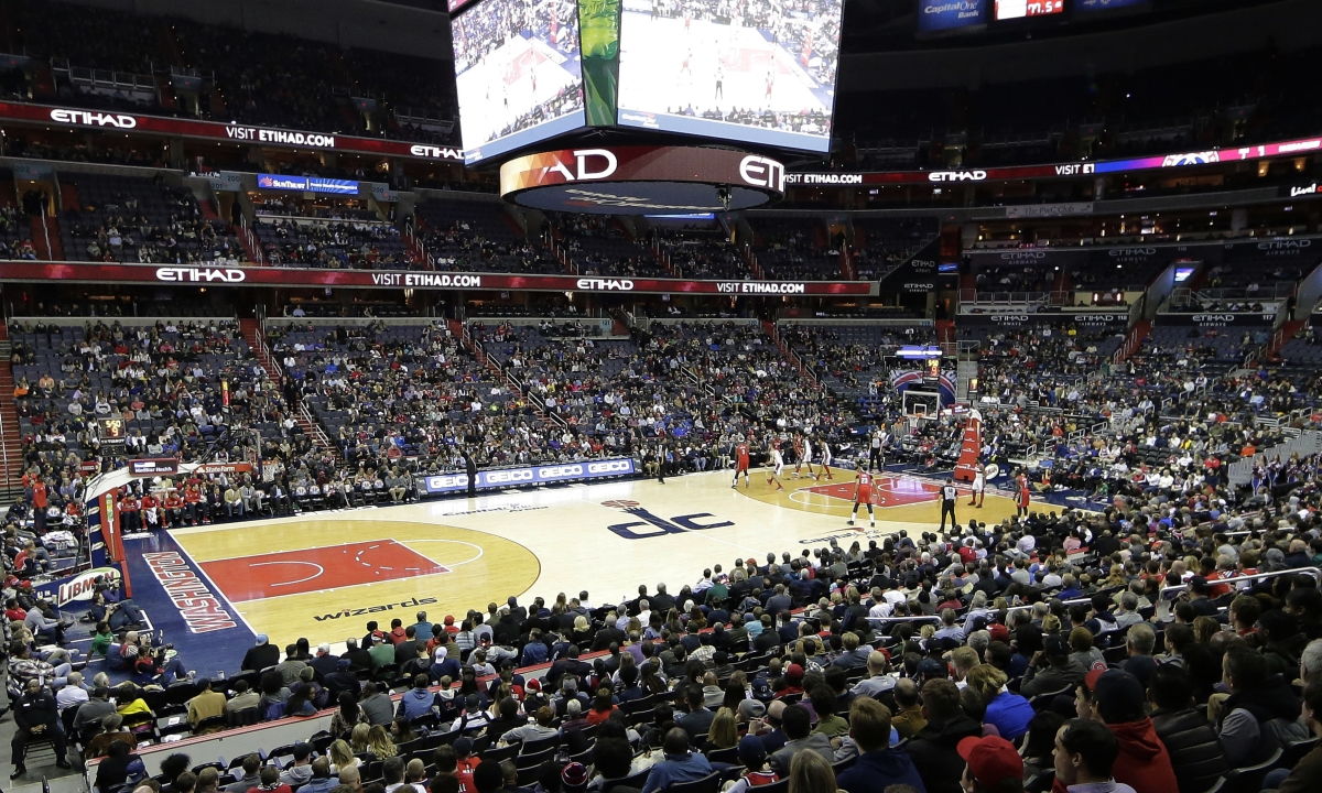 New Wizards telecast opens door to sports betting through TV