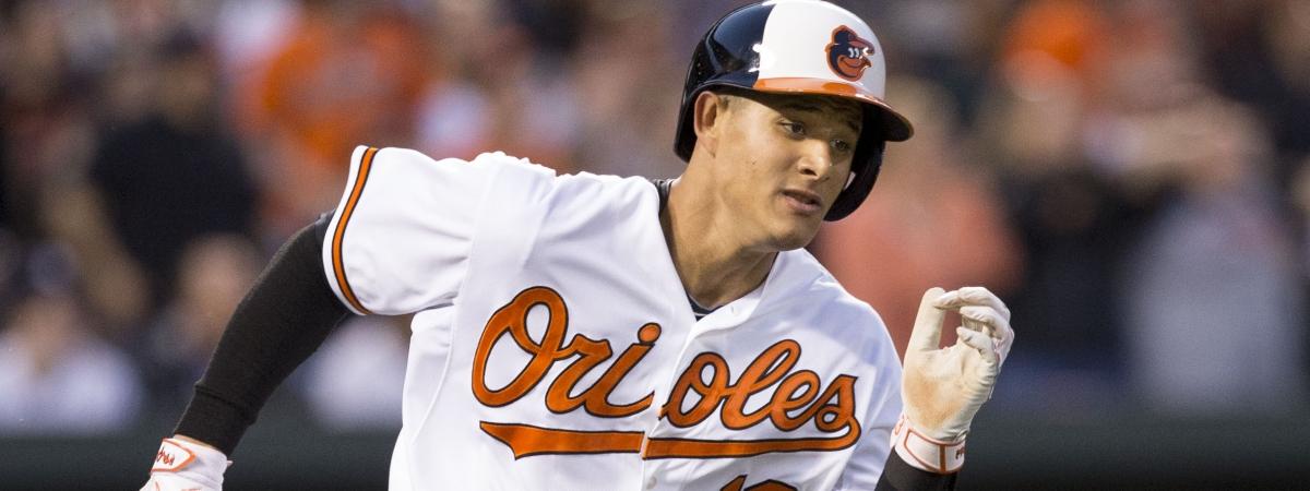 Manny Machado,  Yankees at Orioles 04/13/15