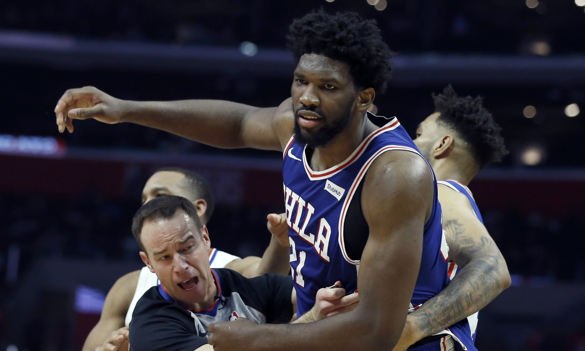 NBA: Wednesday picks for the 76ers and Nets