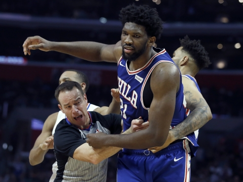 NBA: The Celtics and Sixers need to make some changes – Mims