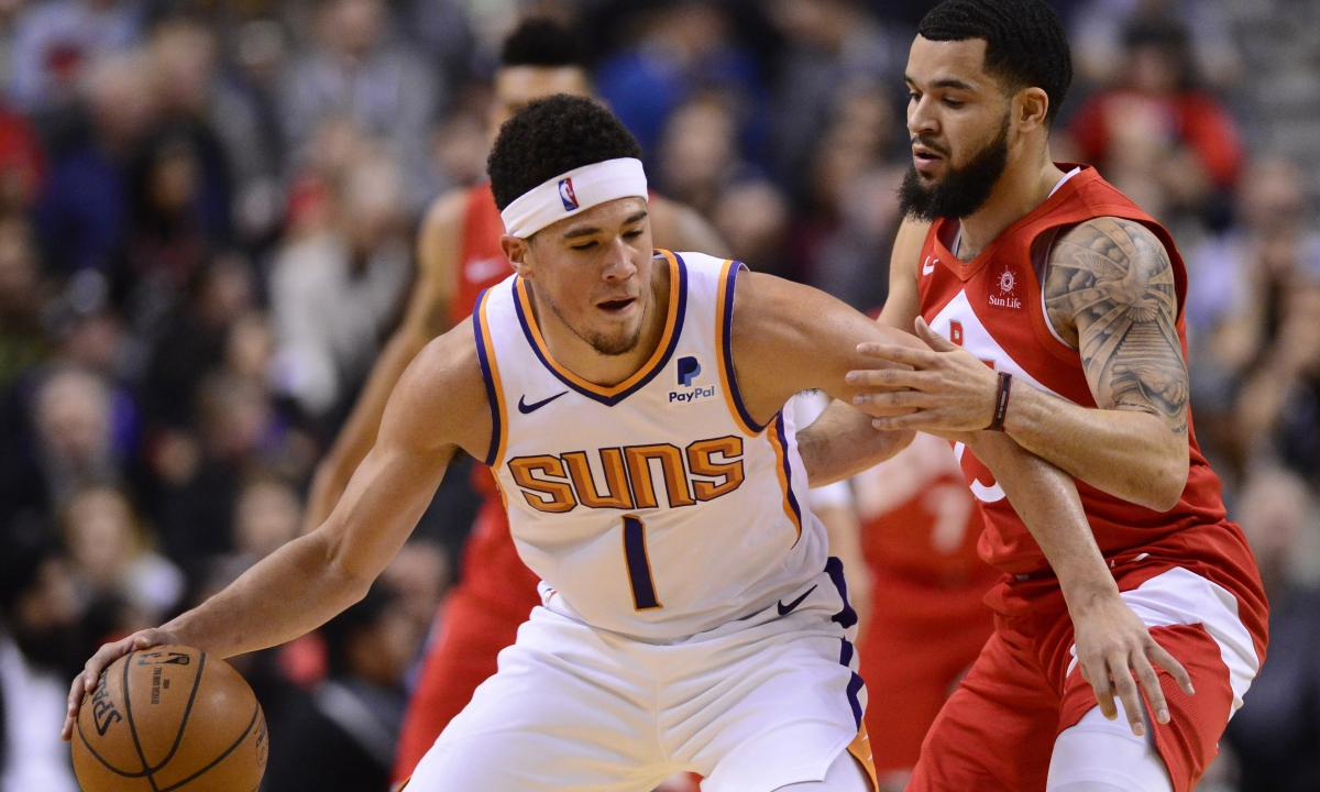 NBA: Sunday oddsmakers shine on Suns with huge +12.5 spread