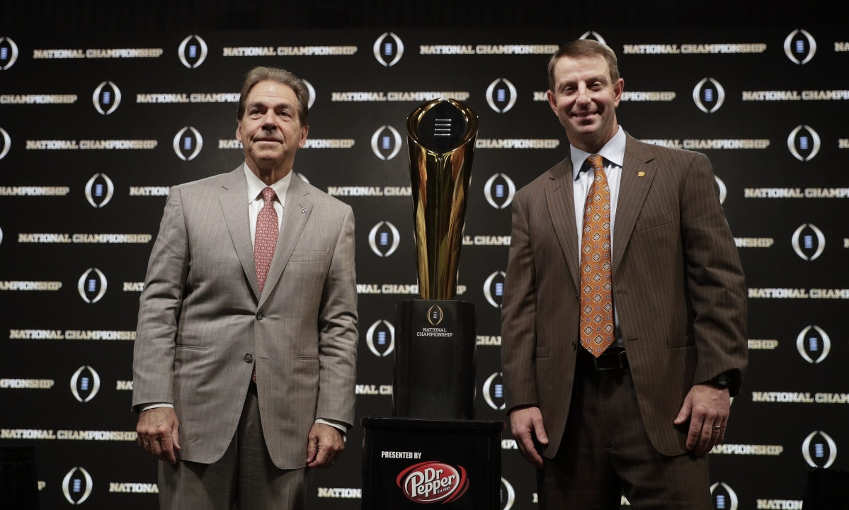 NCAAF: Got Bama teased? Mike Kern suggests a hedge with Clemson