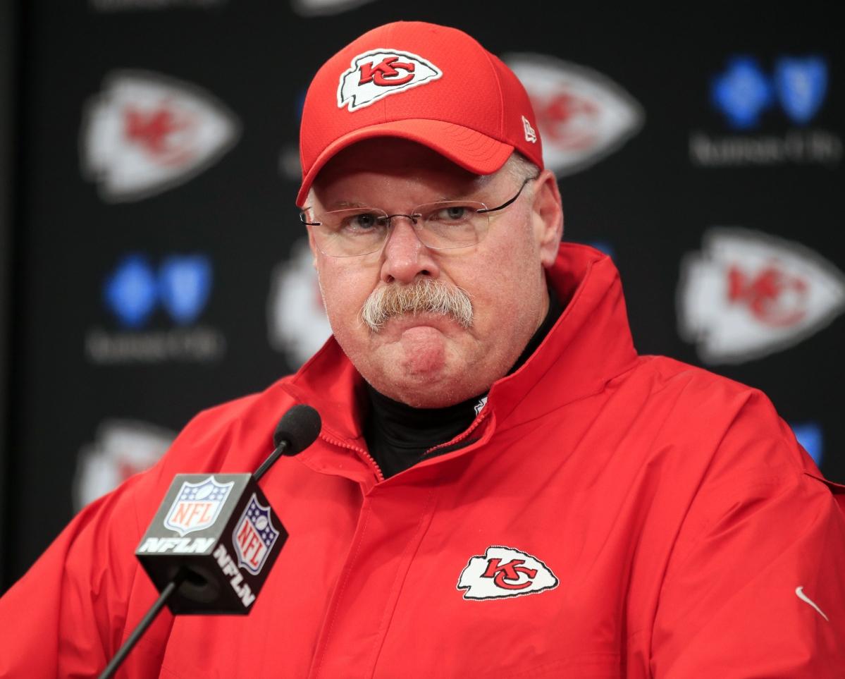 NFL:  Kern teases the home teams, hopes  Reid doesn't tease him