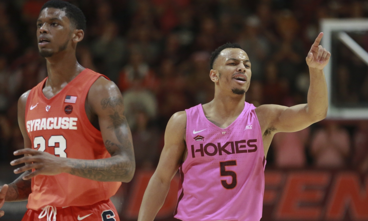 NCAAB: Eckel on the ACC likes Wednesday's road favorites