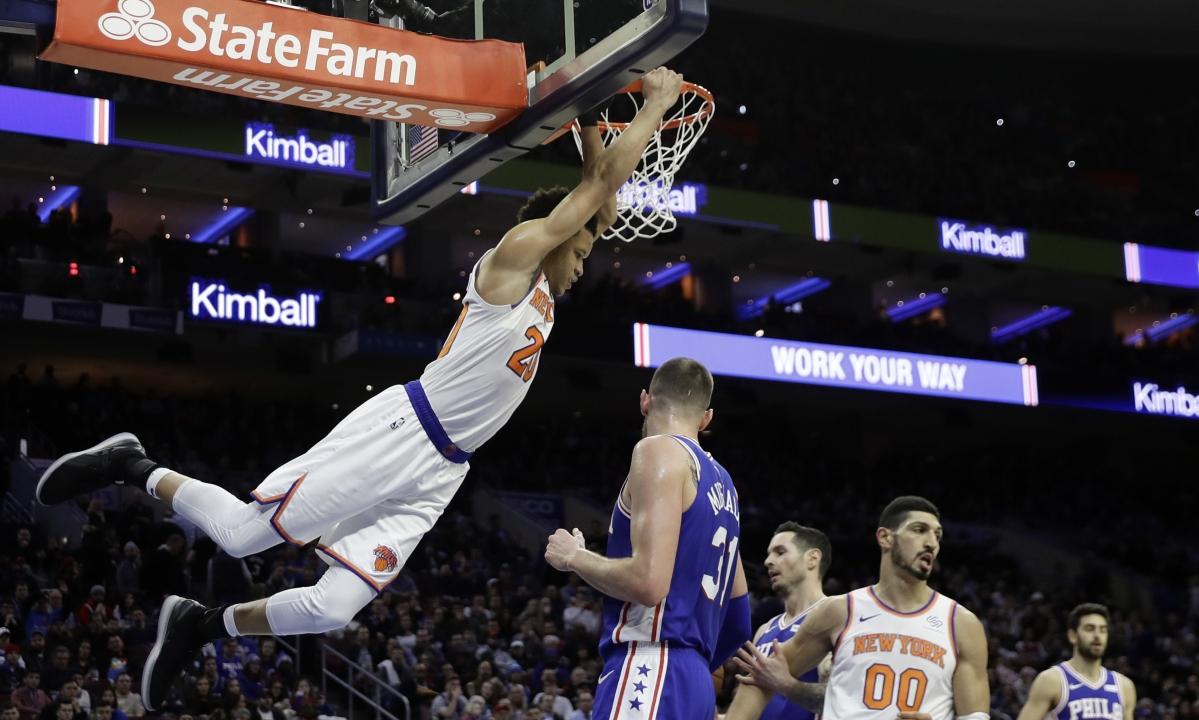 Thursday BoopProps - Sixers vs. New York Knicks