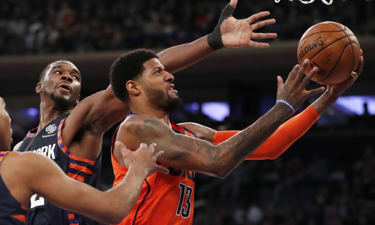 NBA: Off road back-to-backs, will Thunder-Blazers have tired legs?