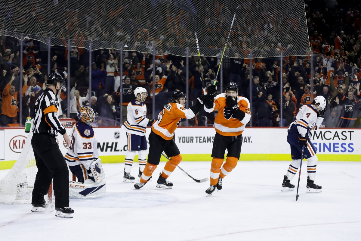 The Saturday Philly Props: Flyers