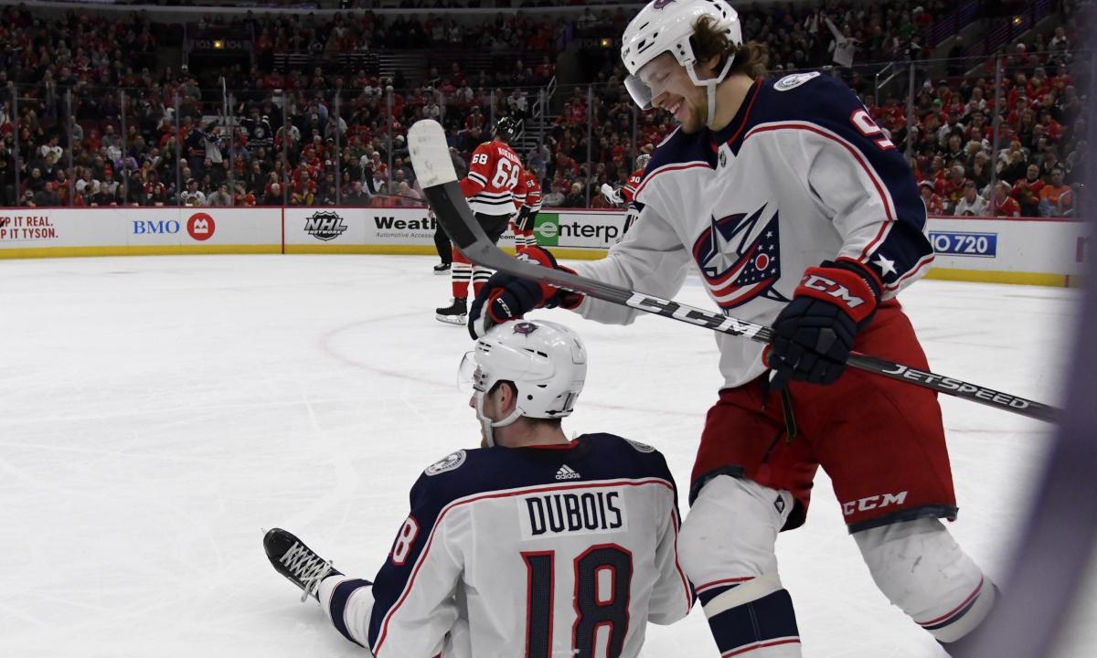 NHL: Blue Jackets look to cover Senators