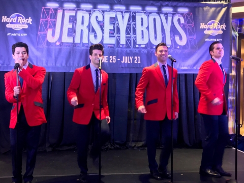 Review: Jersey Boys' a perfect fit for Hard Rock Atlantic City stage
