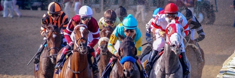Horse Racing Monday: McMudder picks races at Parx and Delaware Park