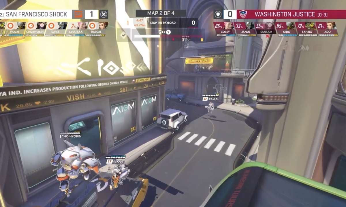 eSports: Analysis and picks for Sunday Overwatch League matches