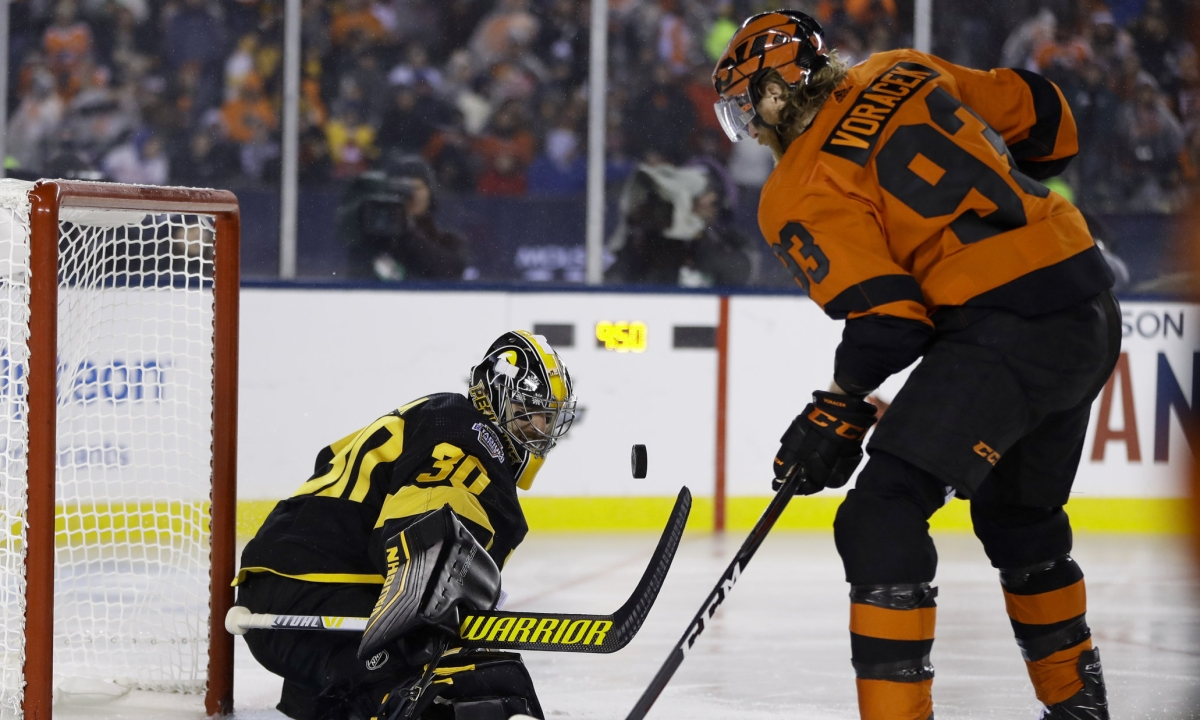 The Friday Philly Props: Flyers