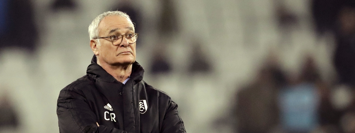 Claudio Ranieri has taken over for Roma (Matt Dunham)