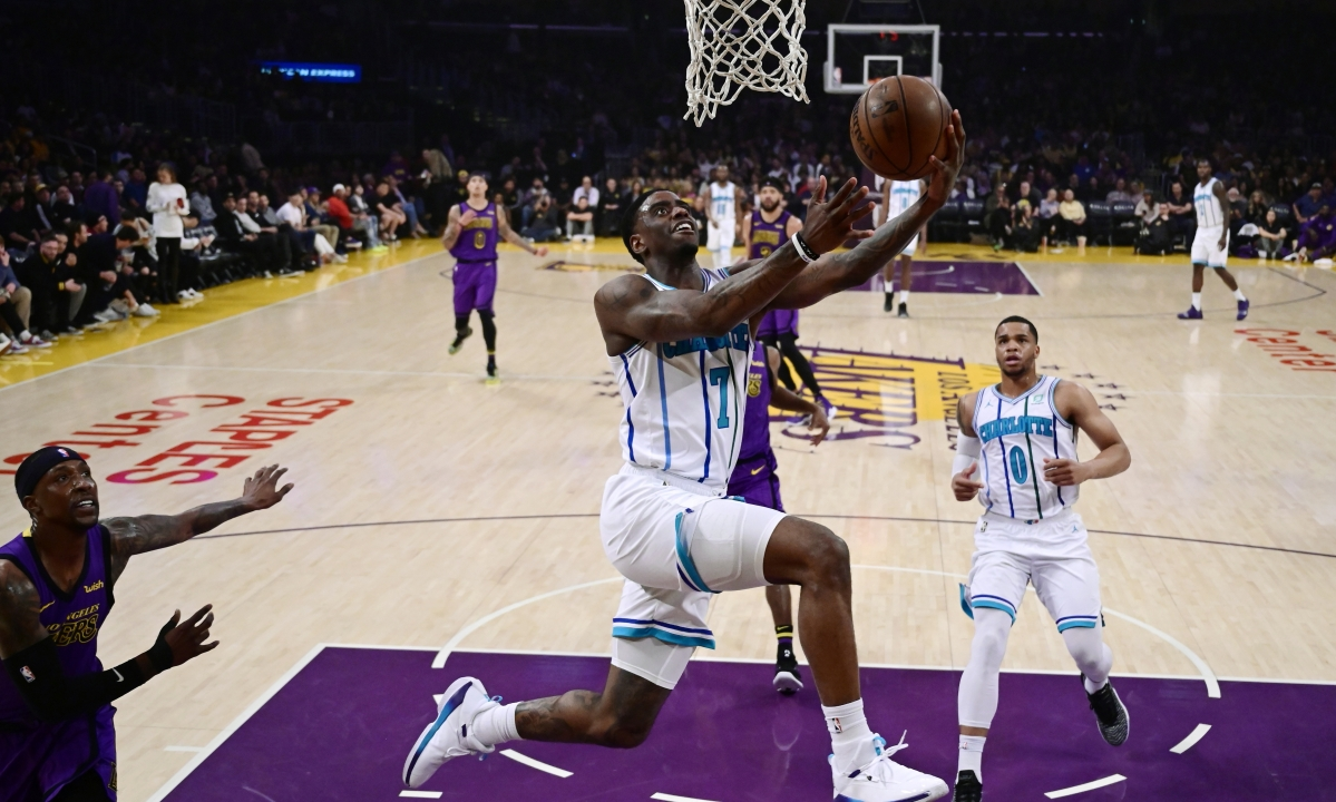 NBA: Shooting at the walls of heartache, The Hornets take on the Warriors