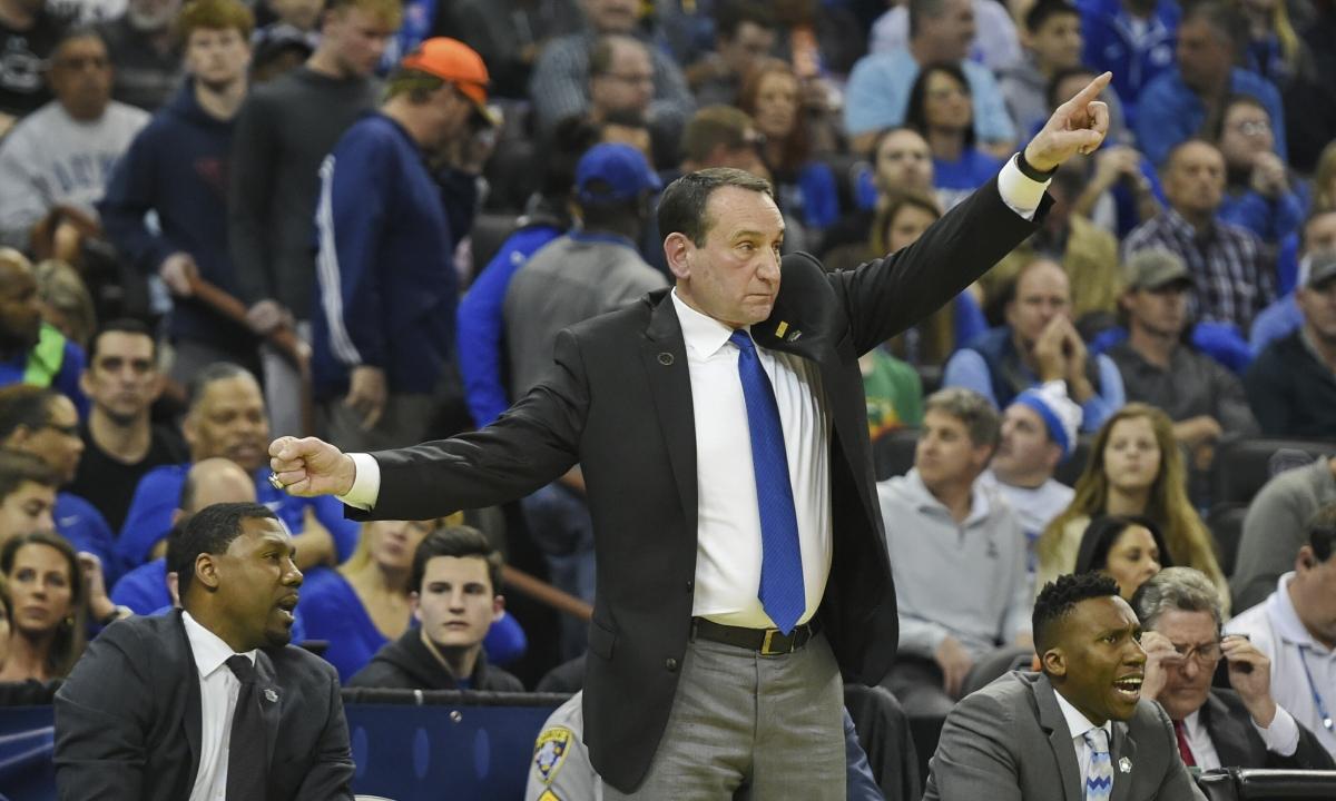 NCAA Sunday: Staff Selections