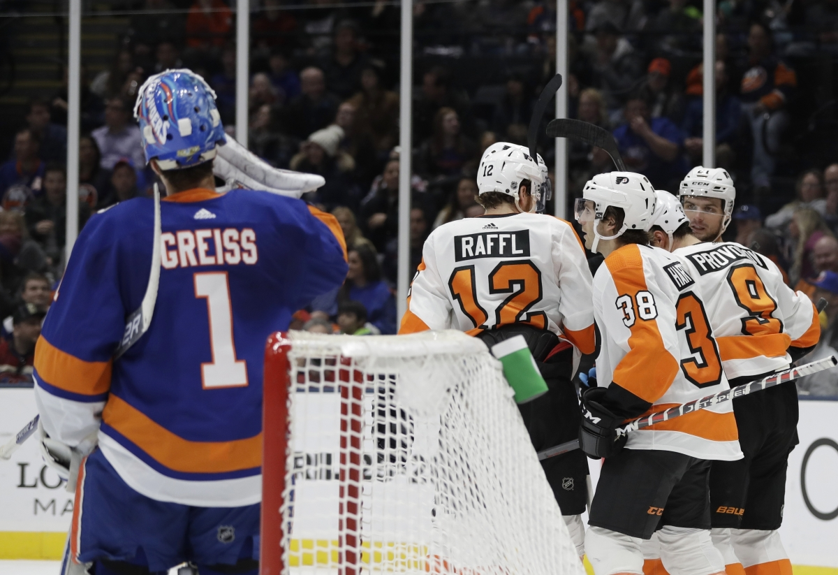 The Philly Props: Flyers