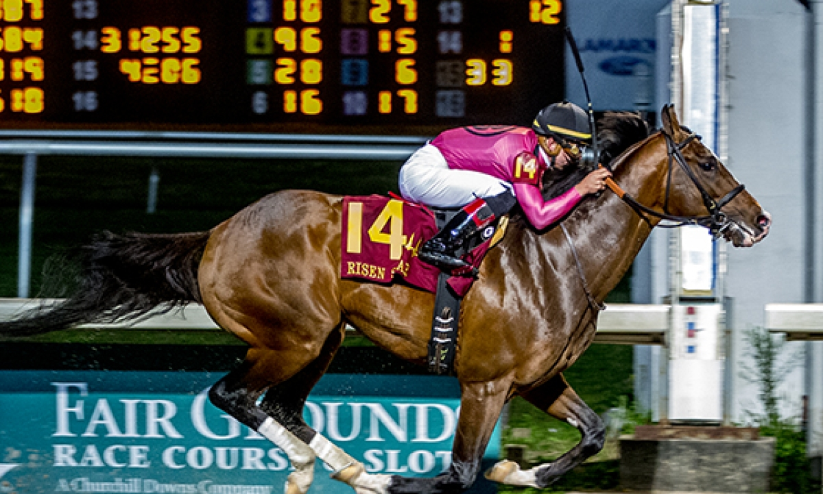 Thoroughbreds: Garrity heads to NoLa for Louisiana Derby Day