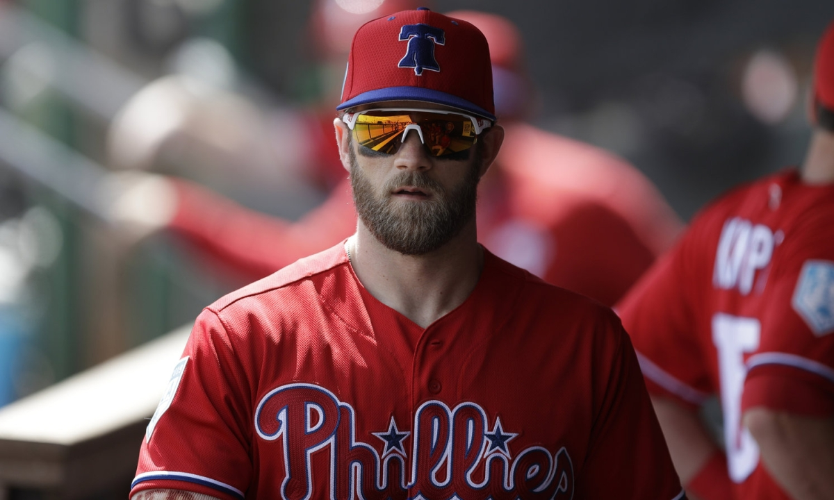 BoopSTATS: Bryce Harper's Citizens Bank Park numbers ain't what they used to be