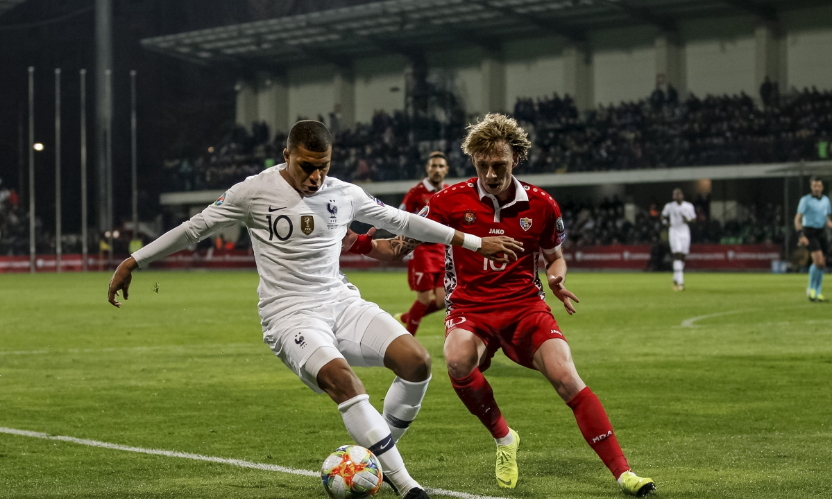 Soccer: Round 2 of Euro 2020 quals continue, Miller picks 5 games