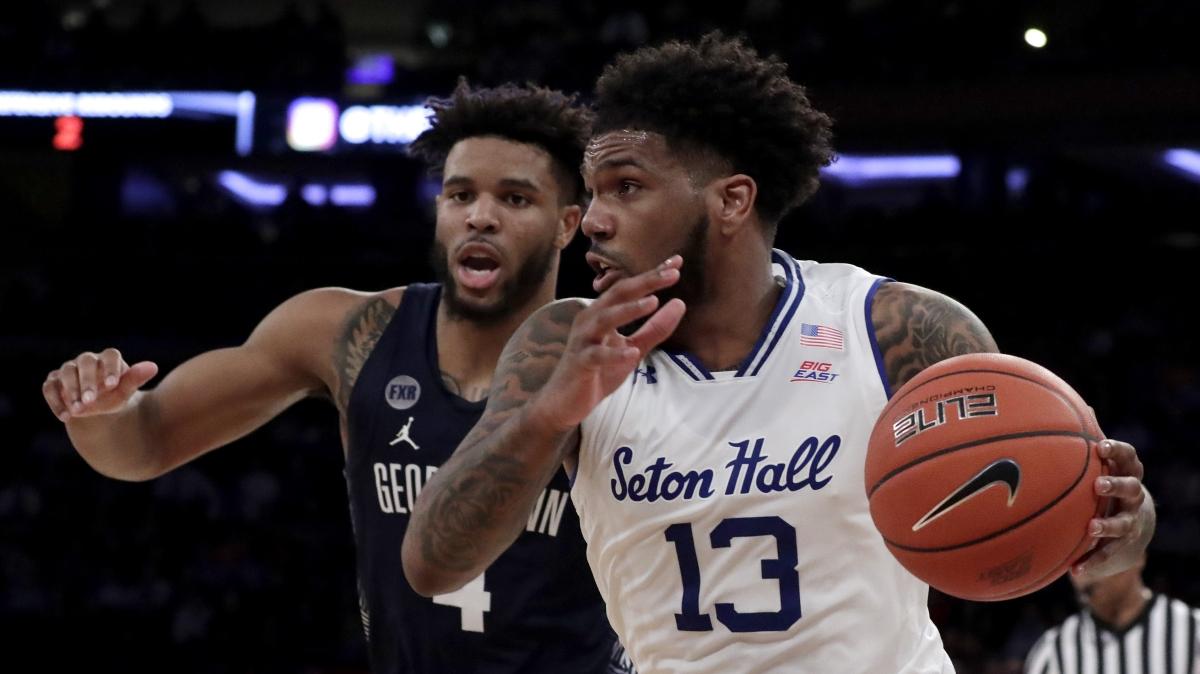NCAAB: Eckel picks the Big East — Butler vs Seton Hall, and likes a parlay