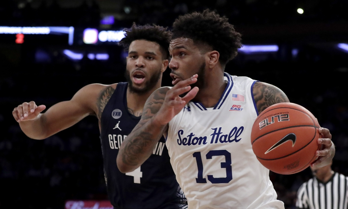 Big East Tournament Preview: Mark Eckel looks at Seton Hall, plus schedule and odds