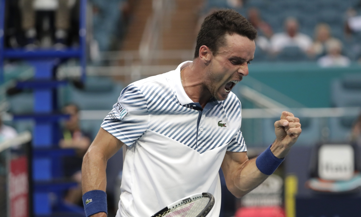 Tennis: Men's Quarterfinals at the Miami Open and Abrams picks between John Isner & Roberto Bautista-Agut