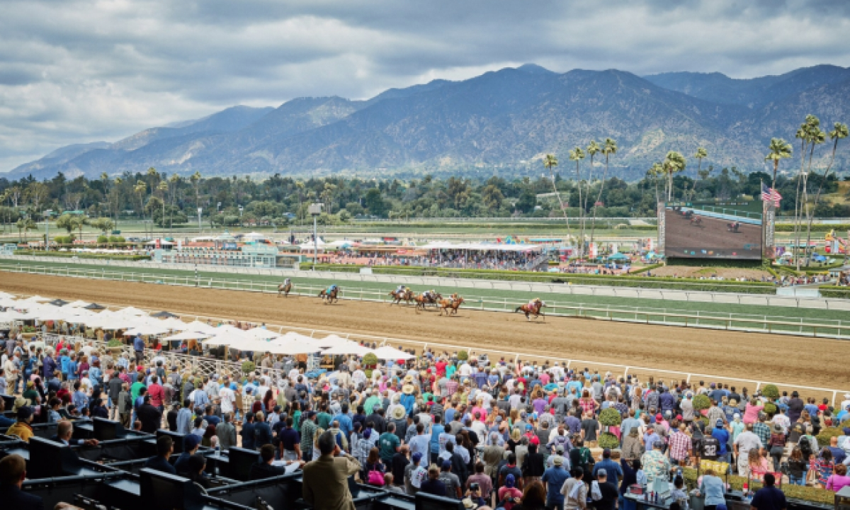 Thoroughbred Thursday picks from Garrity span the country: Aqueduct, Fair Grounds, and Santa Anita Park