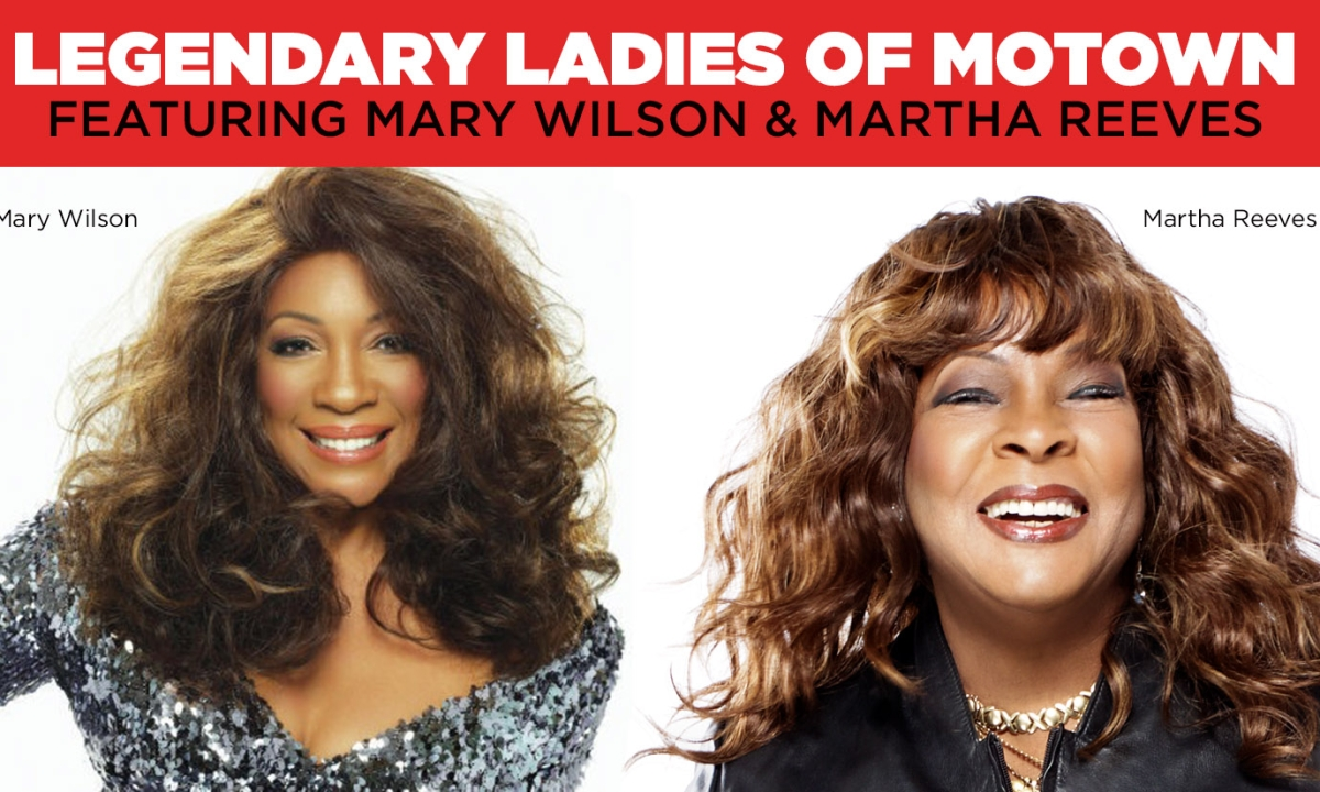 Mary Wilson, Martha Reeves headed to SugarHouse