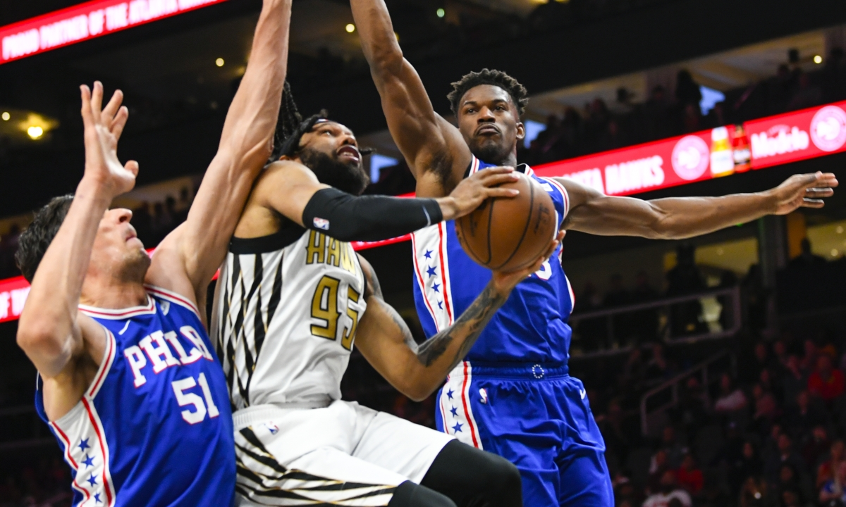 NBA: Greg Frank sees better Sixers D tonight, says Nets need a W
