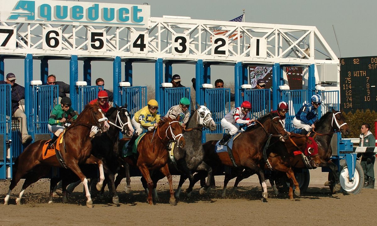 FREE Friday Horse Racing picks from Aqueduct: RT and SmartCap break down the 9th race Central Park Stakes plus today's 6th and 7th races