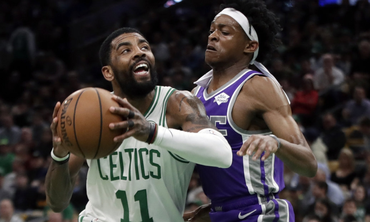 NBA Saturday: Pouring It On Before St. Patrick's Day