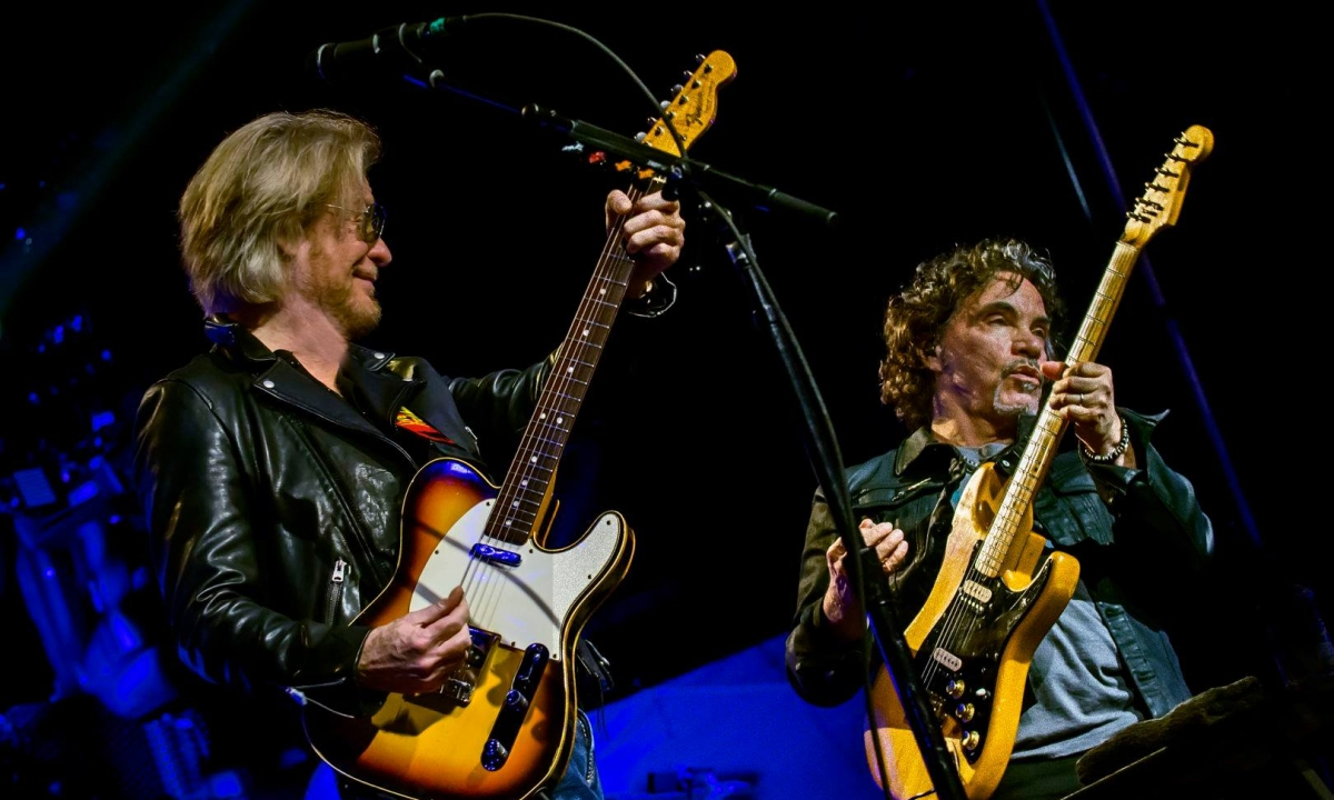 They can go for that: Hall & Oates rolling into Hard Rock Hotel & Casino Atlantic City