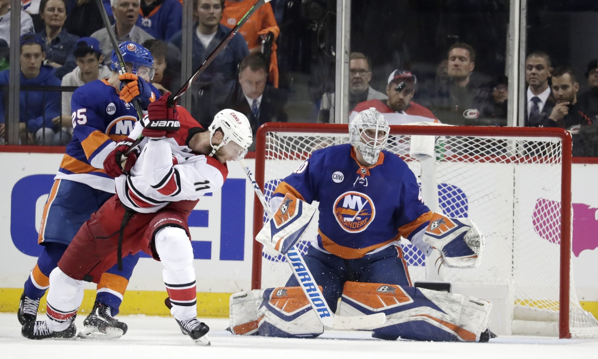 NHL Playoffs Sunday: Dietel delivers 2 picks for game 2 of the Hurricanes v Islanders series