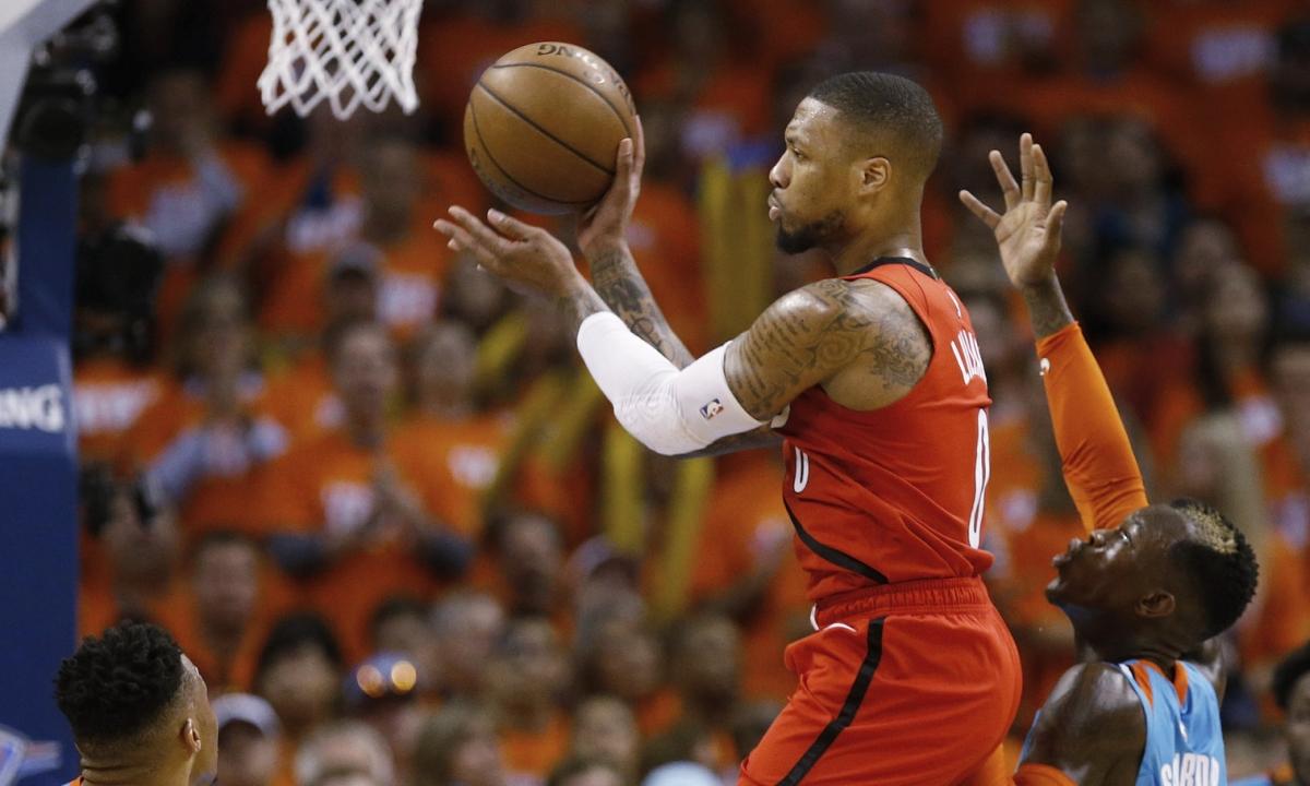 NBA Sunday: Frank on Celtics v Pacers, Raptors v Magic, Trail Blazers v Thunday