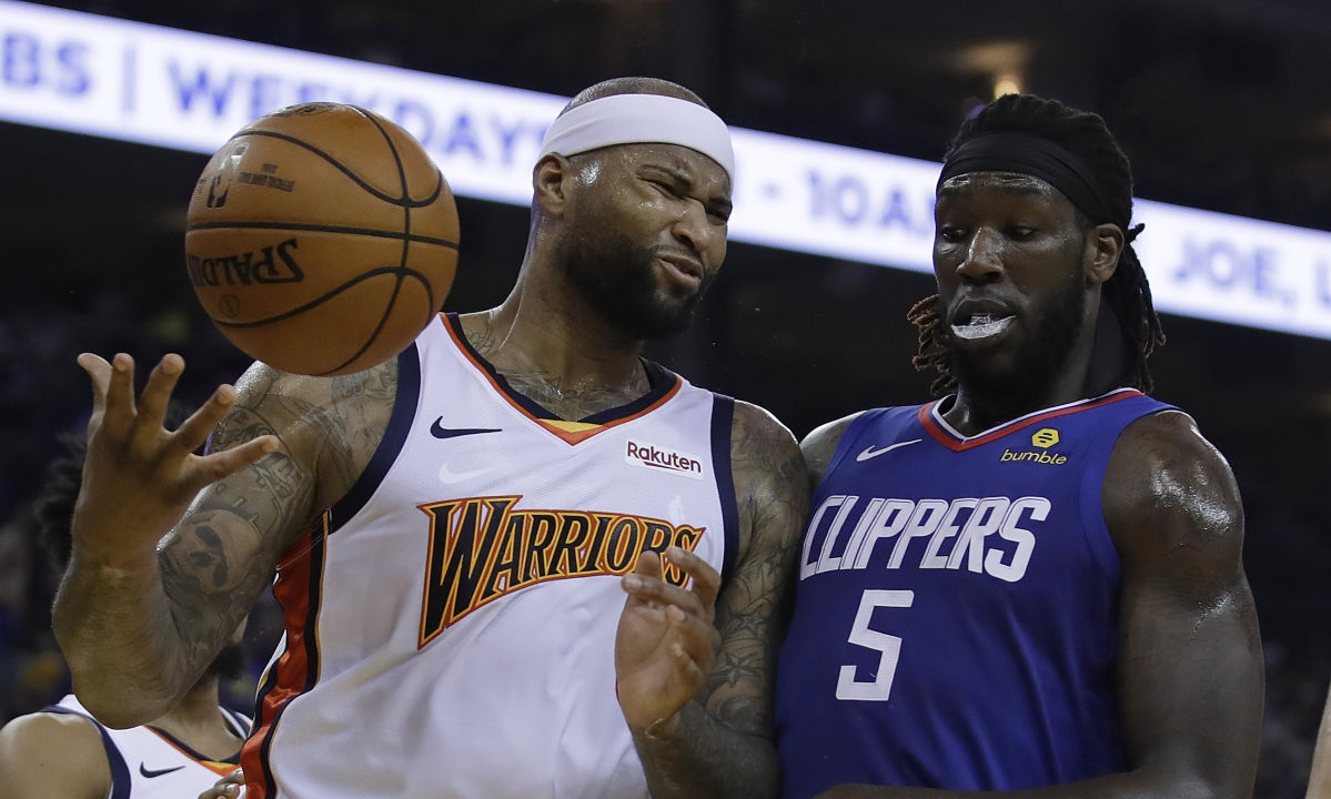 Frank's NBA Western Conference Playoff Preview - Warriors v Clippers, Spurs v Nuggets, Thunder v Trail Blazers, & Rockets v Jazz