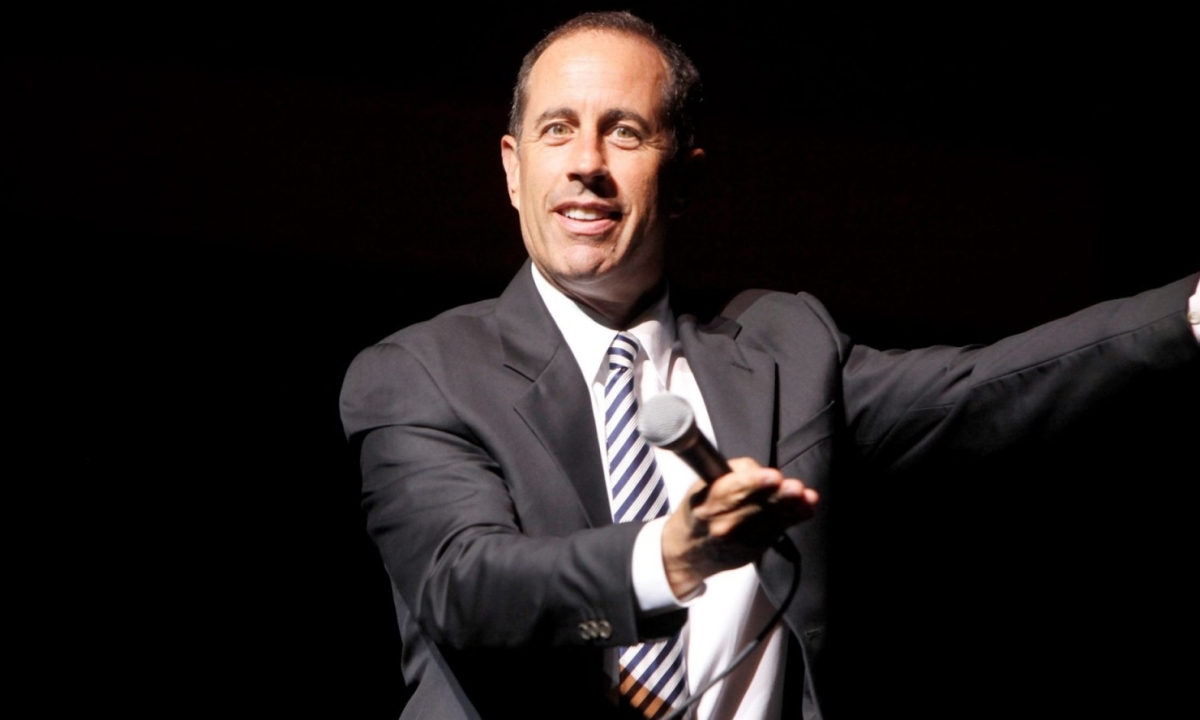 Tickets for Jerry Seinfeld's return to Atlantic City still available (not that there's anything wrong with it)
