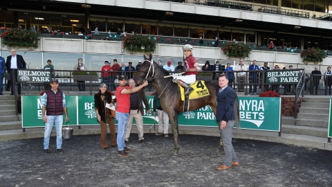 Thoroughbreds: McMudder picks the stakes races at Aqueduct