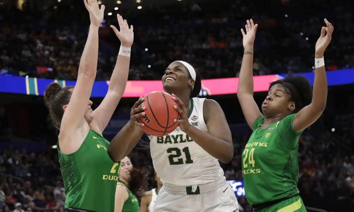 Newsletter:  Baylor's win good for betting on women's hoops - Bettors Insider, Vol. 1, No. 41 (April 8, 2019)