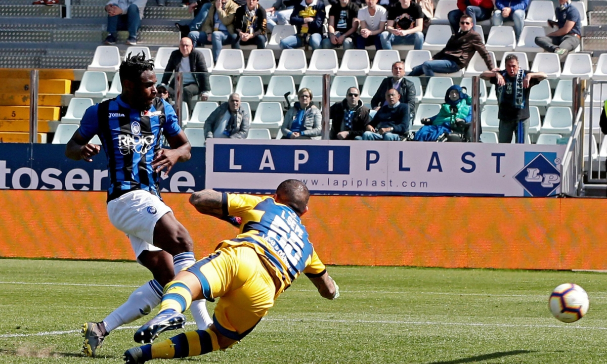 Soccer Monday —European picks: Atalanta vs SPAL in Serie A, and St. Pryvé St. Hilaire vs AS Monaco in Coupe de France