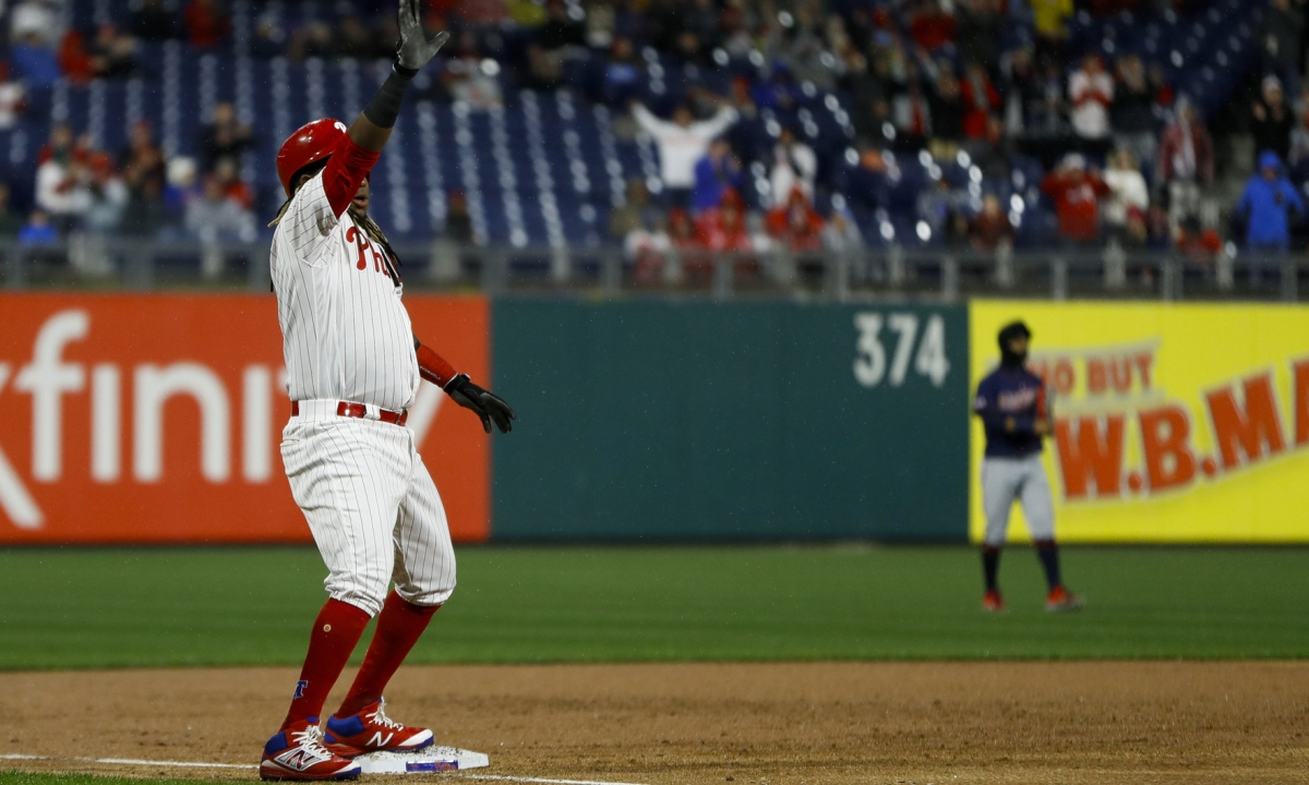 The Thursday Philly Props: Phillies, Sixers and a Parlay