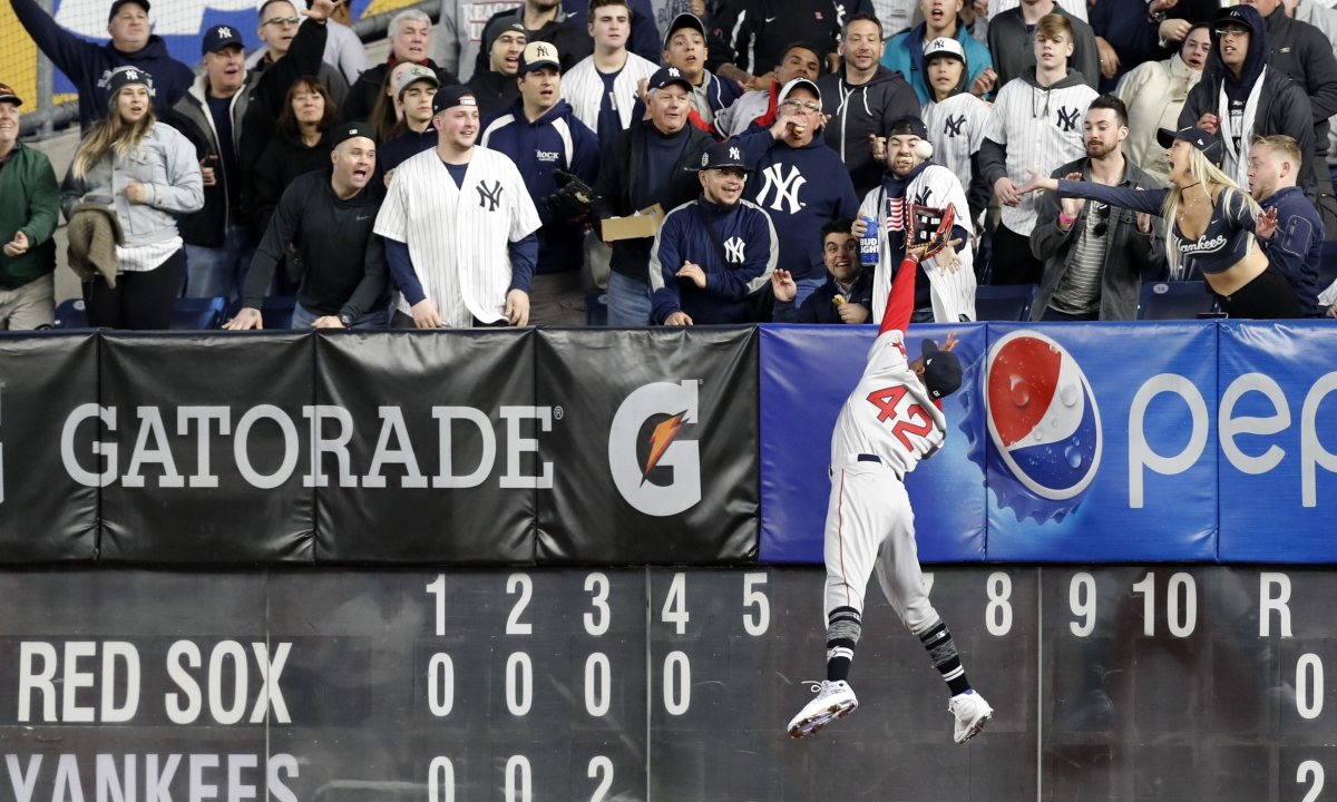 5 Baseball Bets picks the Yankees vs. Red Sox Thursday night