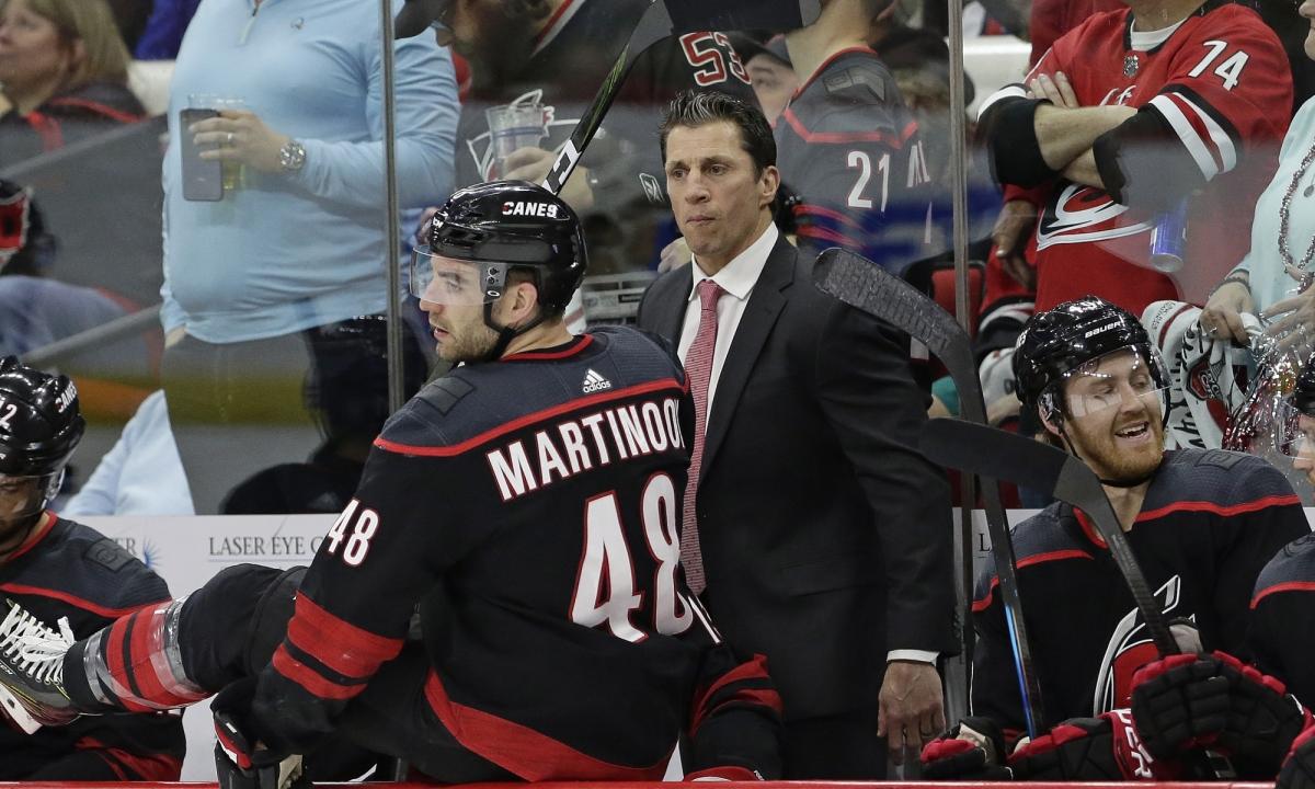 NHL Saturday: Dietel on Hurricanes v Capitals