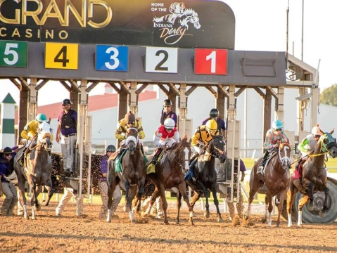 Thoroughbreds Wednesday: RT picks the Daily Double at Indiana Grand and has a new fave for the Preakness