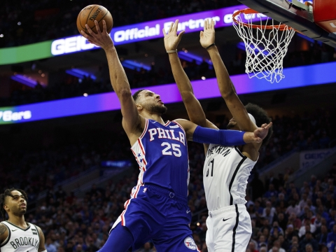 NBA Playoffs: Mims previews Sixers v Nets game three