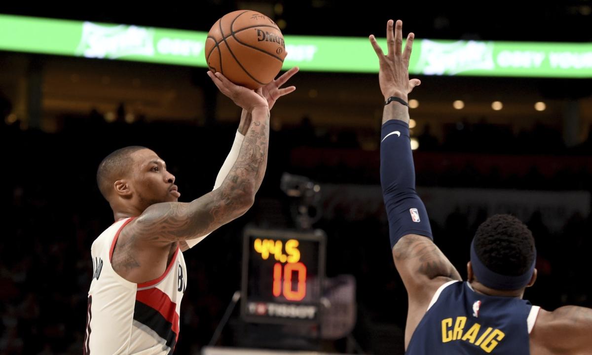 NBA Sunday: Frank on Thunder v Trail Blazers, Jazz v Rockets