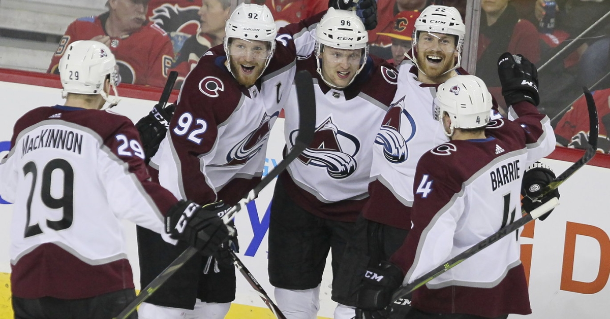 NHL Friday: Dietel on Hurricanes v Islanders, Avalanche v Sharks