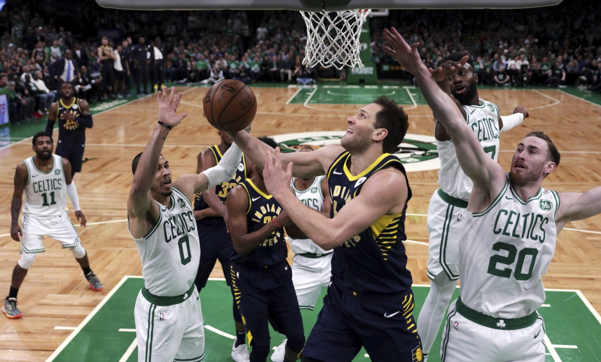 NBA Friday: Frank on Celtics v Pacers, Trail Blazers v Thunder