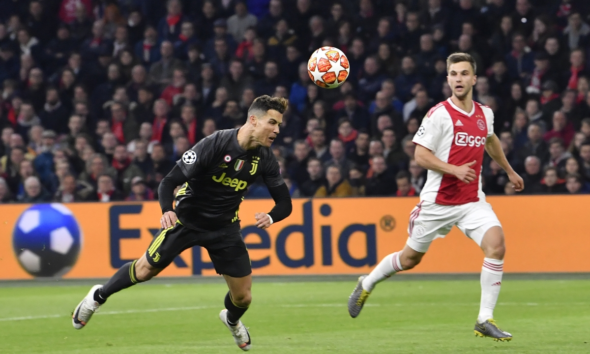 Soccer: Days of Reckoning in the UEFA Champions League - Miller picks Barcelona v Manchester United and Juventus v Ajax